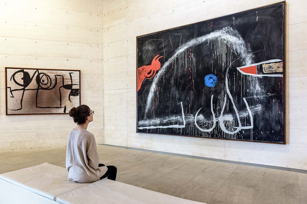 25 aniversario Miró Mallorca Fundació