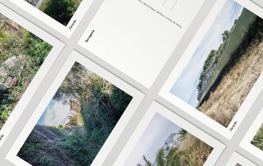 Desvio (dirección de arte, diseño gráfico, editorial, print), por DOMO-A | Dirección de arte y diseño gráfico, Barcelona