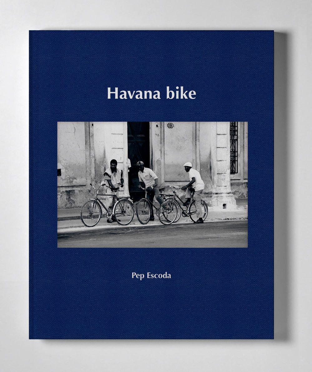 Havana Bike (art direction, graphic design, editorial, print), by DOMO-A | Art direction & graphic design, Barcelona
