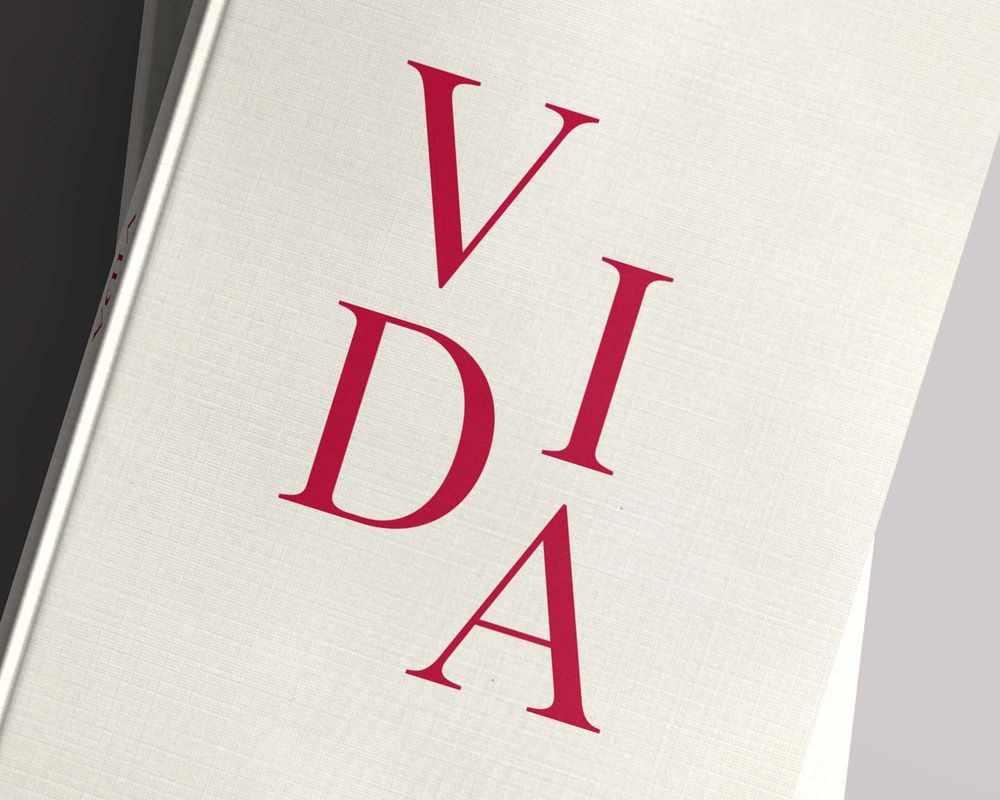 Vida (art direction, graphic design, editorial, print), by DOMO-A | Art direction & graphic design, Barcelona